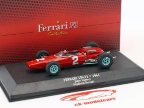 John Surtees Ferrari 158 F1 #2 wereldkampioen formule 1 1964 1:43 Atlas