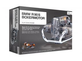 BMW R 90 S Boxer motor Opførselsår 1973 kit 1:2 Franzis