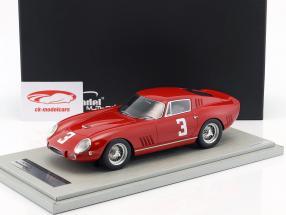 Ferrari 275 GTB-C #3 1000km Nürburgring 1965 Biscaldi, Baghetti, Bandini 1:18 Tecnomodel