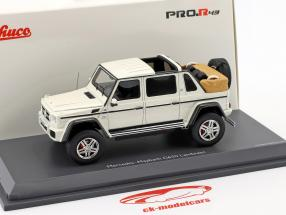 Mercedes-Benz Maybach G650 Landaulet wit 1:43 Schuco