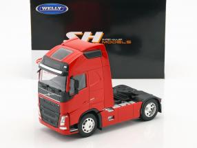 Volvo FH (4x2) Tractor year 2016 red 1:32 Welly