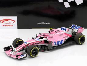 Esteban Ocon Force India VJM11 #31 formel 1 2018 1:18 Minichamps