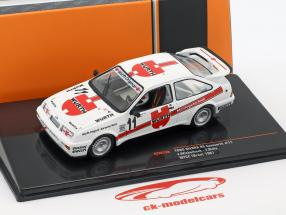 Ford Sierra RS Cosworth #11 Brno GP WTCC 1987 Winkelhock, Biela 1:43 Ixo