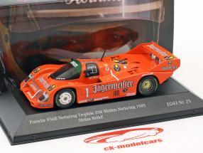 Porsche 956B #1 5 Norisring troféu 200 milhas Norisring 1985 Bellof 1:43 CMR