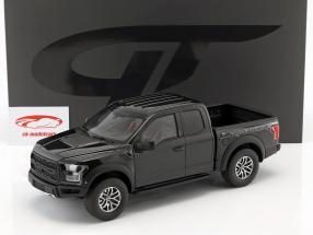 Ford Raptor F150 Bouwjaar 2017 zwart 1:18 GT-Spirit