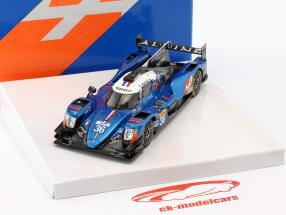 Alpine A470 #36 vincitore classe LMP2 24h LeMans 2018 1:43 Spark