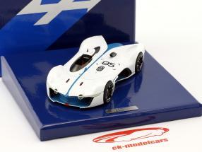 Alpine Vision Gran Turismo blanco / azul 1:43 Norev