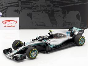 Valtteri Bottas Mercedes-AMG F1 W09 EQ Power+ #77 Formel 1 2018 1:18 Minichamps