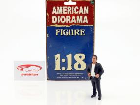 Hanging Out 2 Manuel figuur 1:18 American Diorama