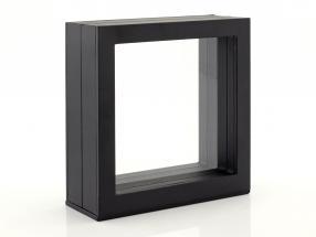 zwevende kader zwart 154 x 150 mm SAFE