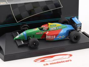 Nelson Piquet Benetton B190 #20 fórmula 1 1990 1:43 Onyx