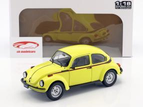 Volkswagen VW escarabajo 1303 Sport año de construcción 1974 amarillo 1:18 Solido