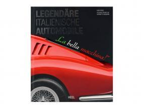 livre légendaire italien automobile: La bella macchina! par Enzo Rizzo et Giorgetto Giugiaro