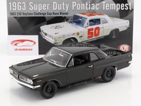 Pontiac Tempest #50 Baujahr 1963 Winner 250 Daytona Challenge Cup Race 1963 1:18 GMP