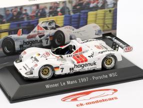Porsche 935/76 WSC #7 Vencedor 24 LeMans 1997 Joest Racing 1:43 Spark