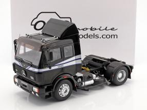 Mercedes-Benz SK 1748 Tractor year 1990 black 1:18 OttOmobile