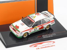 Ford Sierra RS Cosworth #17 WTCC 24h Spa 1987 Semoulin, Pareja, Tassin 1:43 Ixo