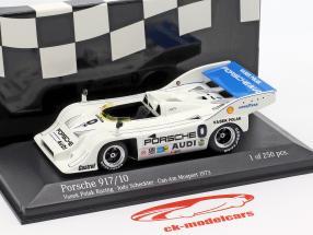 Porsche 917/10 #0 Can-Am Mosport 1973 Jody Scheckter 1:43 Minichamps