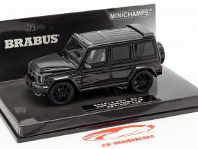 Brabus 900 based on Mercedes-Benz G 65 Construction year 2017 black 1:43 Minichamps
