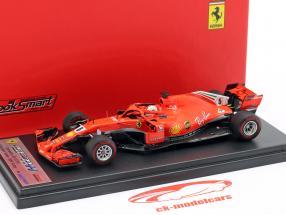 S. Vettel Ferrari SF71H #5 50th GP Sieg Kanada GP Formel 1 2018 1:43 LookSmart