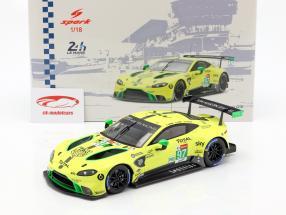 Aston Martin Vantage GTE #97 24h LeMans 2018 Lynn, Martin, Adam 1:18 Spark