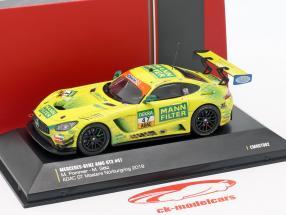 Mercedes-Benz AMG GT3 #47 ADAC GT Masters Nürburgring 2018 Pommer, Götz 1:43 CMR