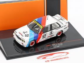 BMW M3 (E30) #52 ETCC 1988 Laffite, Vogt 1:43 Ixo