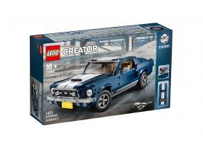 LEGO® Creator™ Expert Ford Mustang azul / blanco