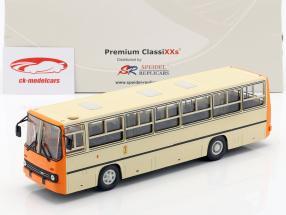 Ikarus 260 BVG bus Berlin beige 1:43 PremiumClassiXXs