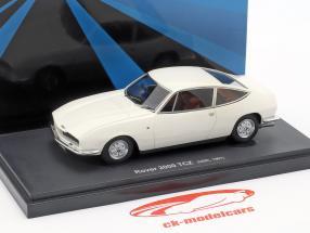Rover 2000 TCZ Opførselsår 1967 hvid 1:43 AutoCult