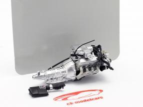 Ford 5.0 Motor und Getriebe (GMP 18822) 1:18 GMP