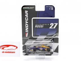 Alexander Rossi Honda #27 Indycar Series 2019 Andretti Autosport 1:64 Greenlight