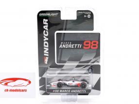 Marco Andretti Honda #98 Indycar Series 2019 Andretti Herta Autosport 1:64 Greenlight