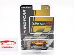 Ryan Hunter-Reay Honda #28 Indycar Series 2019 Andretti Autosport 1:64 Greenlight
