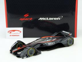 McLaren MP4-X #22 Concept Car 2016 1:18 Spark 2. valg