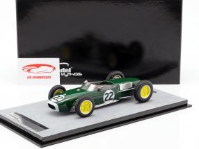 Ron Flockhart Lotus 18 #22 fransk GP formel 1 1960 1:18 Tecnomodel