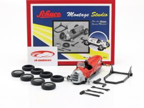Studio II Auto Union costruzione kit piccolo Schuco