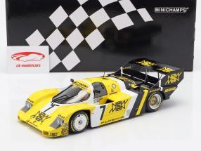 Porsche 956K #7 1000km Nürburgring 1984 Joest Racing 1:18 Minichamps