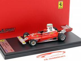 Niki Lauda Ferrari 312T #12 3. italiensk GP verdensmester F1 1975 1:43 LookSmart