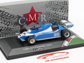 Jacques Laffite Ligier JS11 #26 formula 1 1979 1:43 CMR