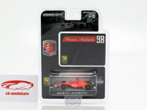 Marco Andretti Honda #98 Indy 500 Indycar Series 2019 1:64 Greenlight
