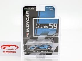 Max Chilton Chevrolet #59 Indycar Series 2019 Carlin 1:64 Greenlight