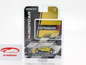 Helio Castroneves Chevrolet #3 Indycar Series 2019 Team Penske 1:64 Greenlight