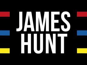 James Hunt McLaren M23 wereldkampioen formule 1 1976 vlag helm 140 x 100 cm