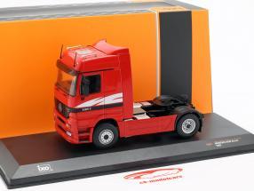 Mercedes-Benz Actros MP 1 caminhão ano de construção 1995 vermelho 1:43 Ixo