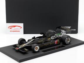 Mario Andretti Lotus 78 #5 fórmula 1 1977 1:18 GP Replicas