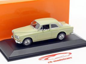 Volvo 121 Amazon año de construcción 1966 luz verde 1:43 Minichamps