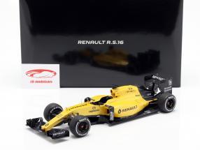 K. Magnussen & J. Palmer Renault R.S.16 Showcar formula 1 2016 1:18 Spark