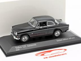 Volvo 121 Amazon year 1966 black 1:43 Minichamps