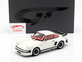 Porsche 911 (930) Turbo S Grand Prix weiß 1:18 GT-Spirit